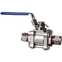 Compression Ball Valve - Mako Products