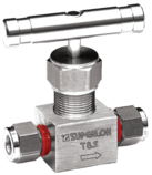 Compression Needle Valve