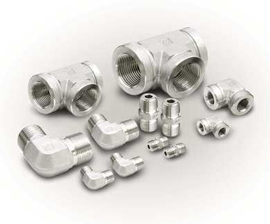 Instrument Fittings Compression